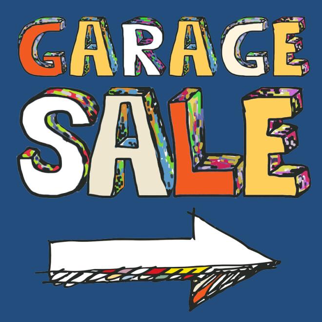 Mission Jamaica Garage Sale