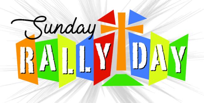 Rally Sunday and Fall Kickoff!