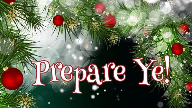 Prepare Ye