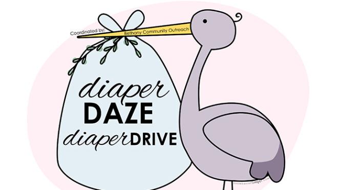 Diaper Daze Diaper Drive